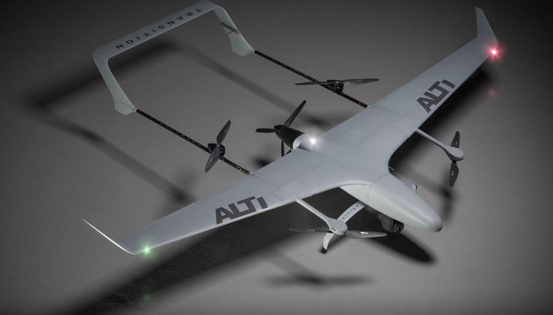 ALTI Transition – Marques Aviation Ltd