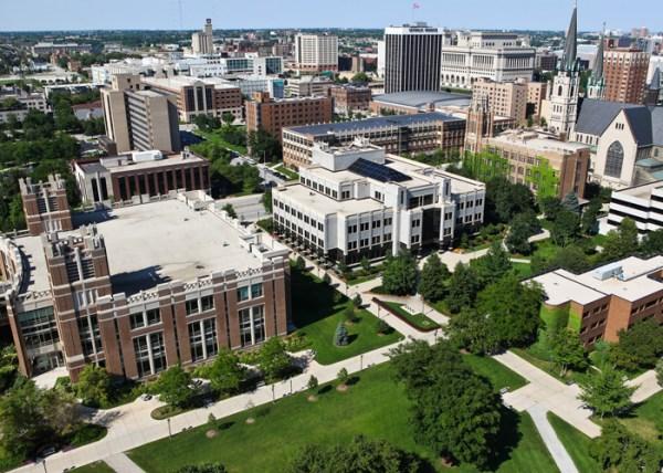 Map // Visit Marquette // Marquette University