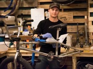 nick brink revoutions bike shop photo