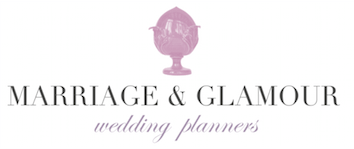 Marriage and Glamour logo