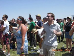 Coachella Dance Guy