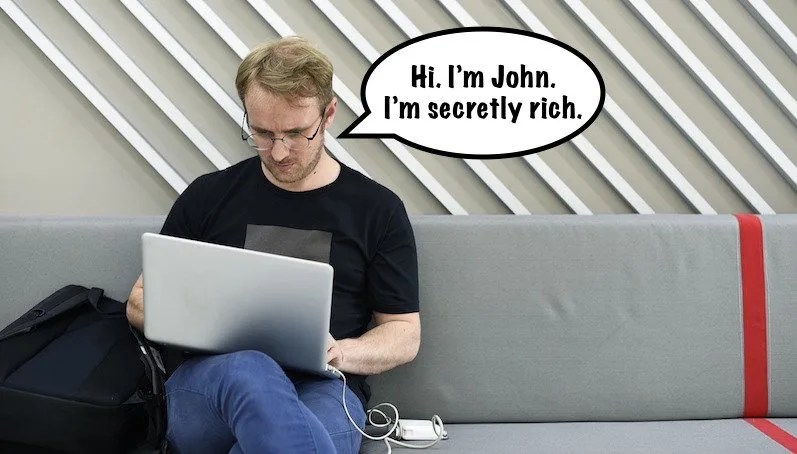 John the Web Developer