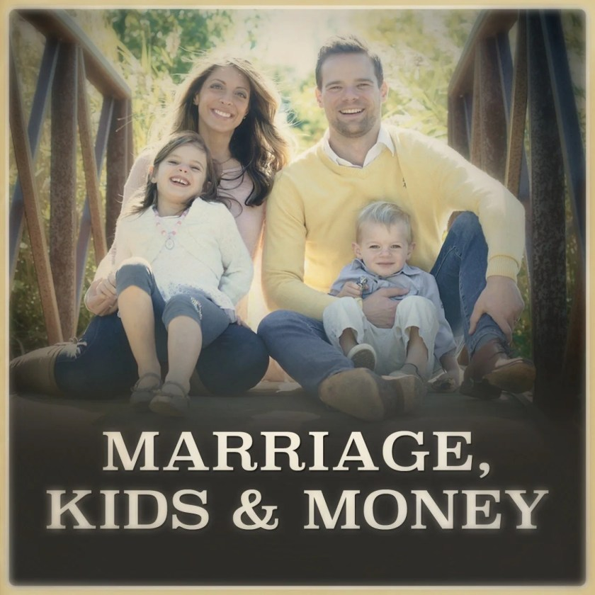 Marriage, Kids and Money Podcast Artwork