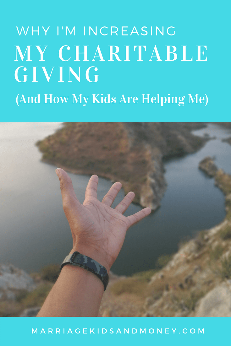Charitable Donations, Giving Back, Kids and Donations