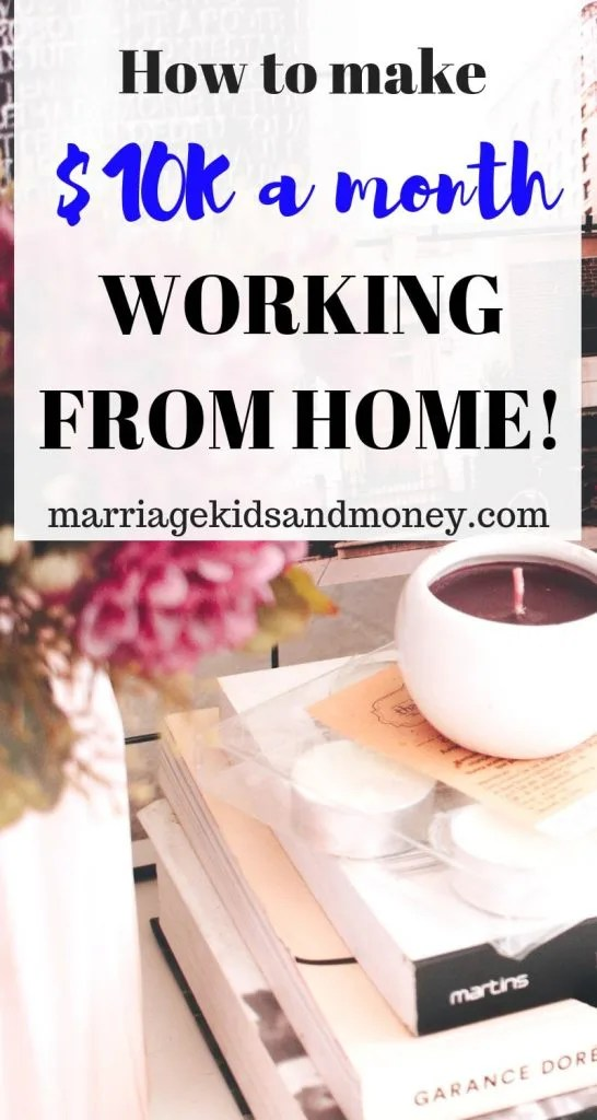How to make money from home. Freelance writing. Work from home.