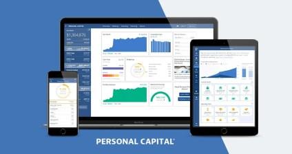 Personal Capital Charts