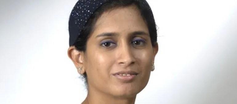 Mansi Singhal with qplum