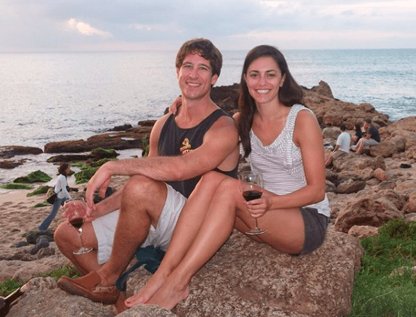 Jordan and Erica Gellerman