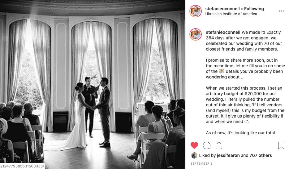 Stefanie O'Connell Rodriguez Instagram