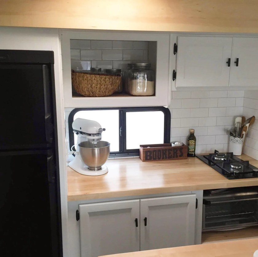 tiny home living minimalism living room