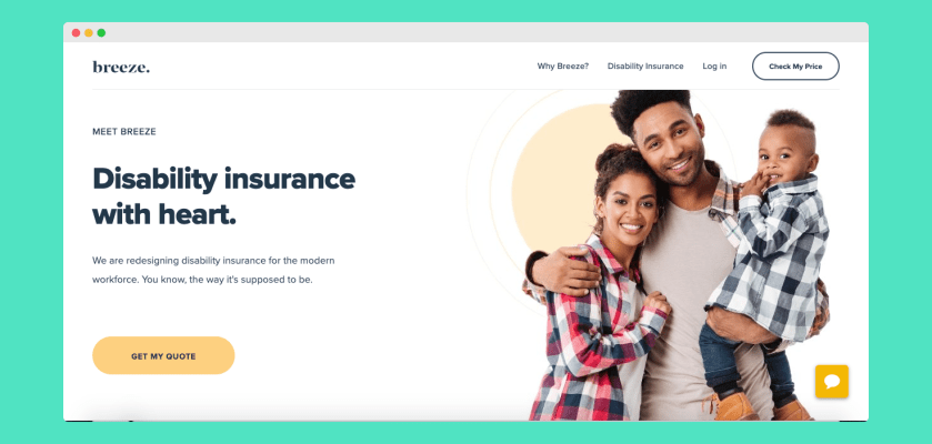 Breeze Review - Buy Long Term Disability Insurance Online