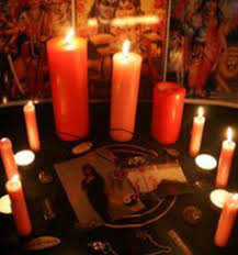 LOVE SPELL RED CANDLE