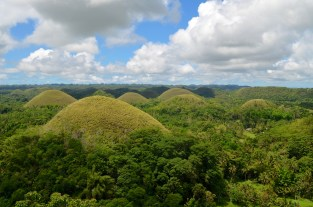 Dramatic Chocolate Hills