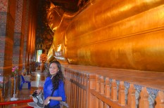 Big Gold Buddha