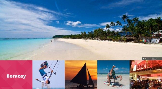 Back to the Beach (Boracay)