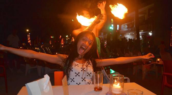 Why Do Ladyboys Firedance in Boracay?
