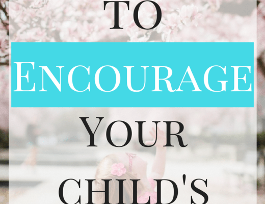 5 Verses to Encourage Your Child's Gifts.