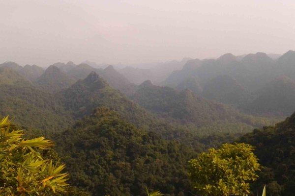 Ngu Lam Peak, Cat Ba National Park