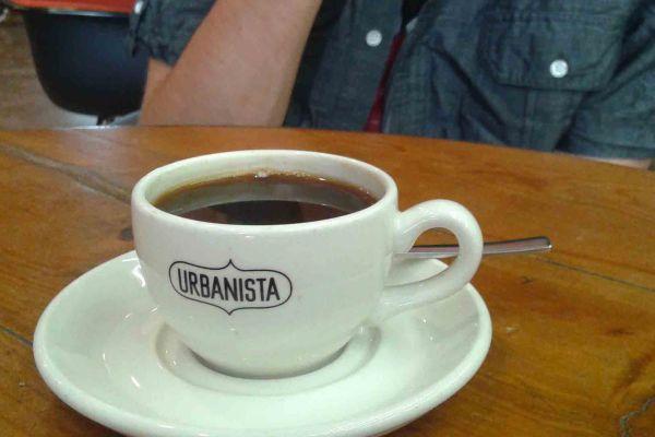 Lebanese Coffee at Urbanista
