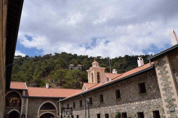 Kykkos Monastery of Cyprus
