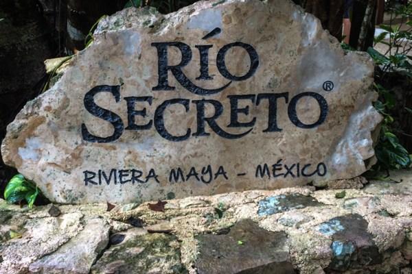 Rio Secreto : Playa del Carmen Mexico