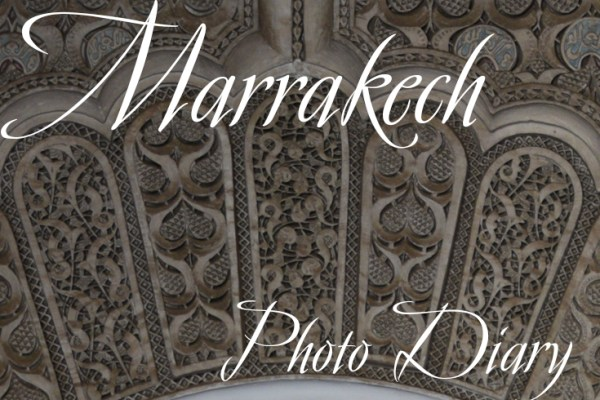 Marrakech Morocco in Pictures