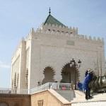 Mausoleum of Mohamed V in Rabat