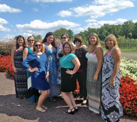 Saude Creek Wine Tours in New Kent, VA