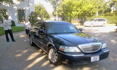 The Executive Sedan