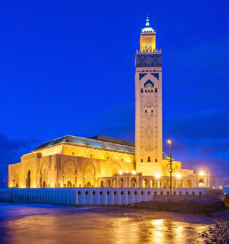 Ruta 7 días desde Casablanca - Ciudades Imperiales de Marruecos