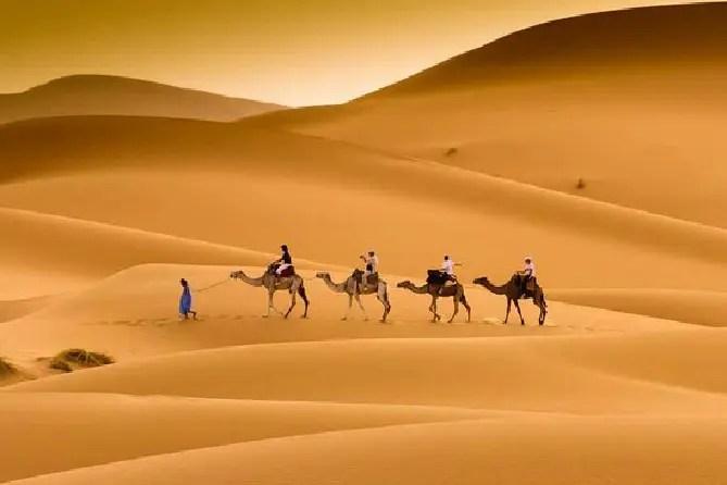 Ruta 15 días desde Nador – Explorar Marruecos al Completo
