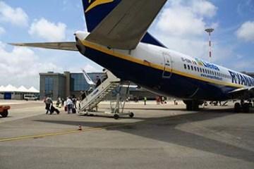 Aeroporto Birgi: Ryanair aggiunge nuove tratte. Tavolo tecnico alla Regione sul futuro dello scalo