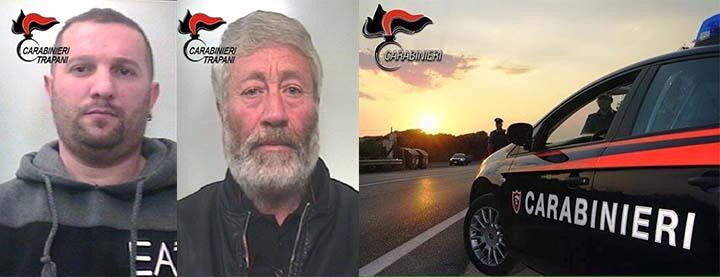 Petrosino 2 arresti per droga marsala news for Arresti a poggiomarino per droga