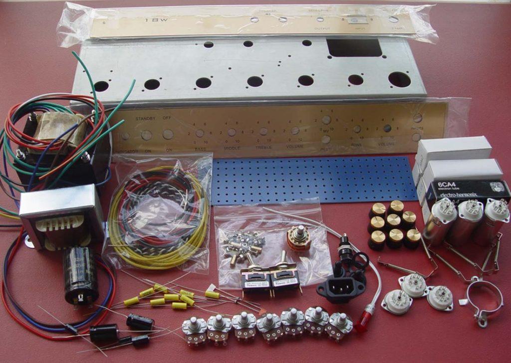 18watt-amplifier-head-kit