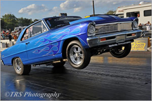 Giant Wheelie Nova At Yellow Bullet Nationals
