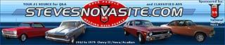 Steves Nova Site Online Forums