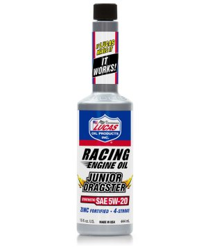 Lucas Oil Jr Dragster Oil