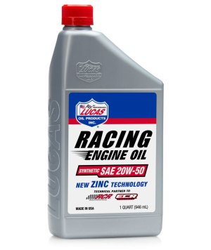 Lucas Oil Synthetic 20W-50