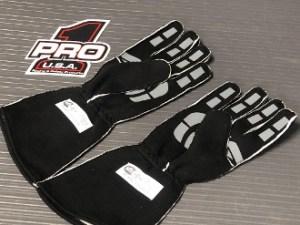 Pro 1 Reverse Stitch Gloves