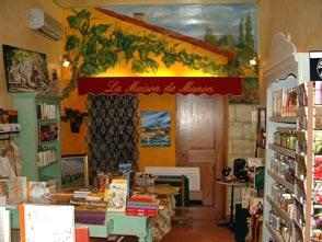 La Maison De Manon Boutique Provenale Marseille