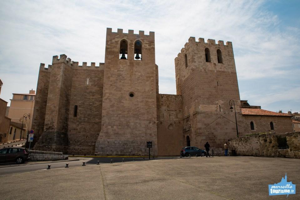 Abadía Saint Victor Marseille | Visitar iglesias Marseille ...