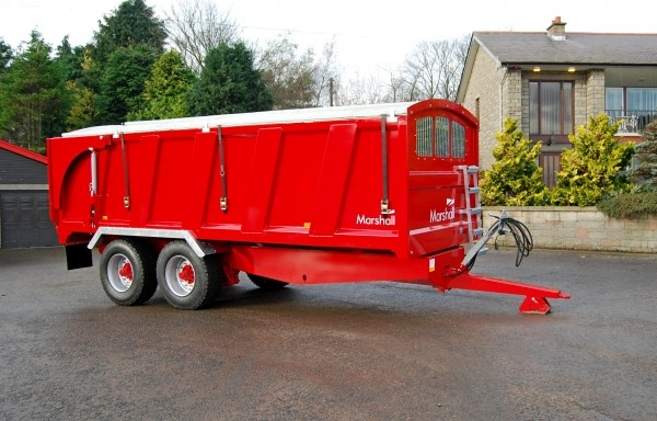 Grain Trailer | QM1600