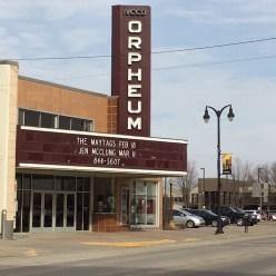 The Orpheum Marshalltown