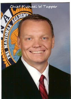 Chief Michael Tupper