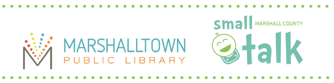 Marshalltown Public Library Small Talk