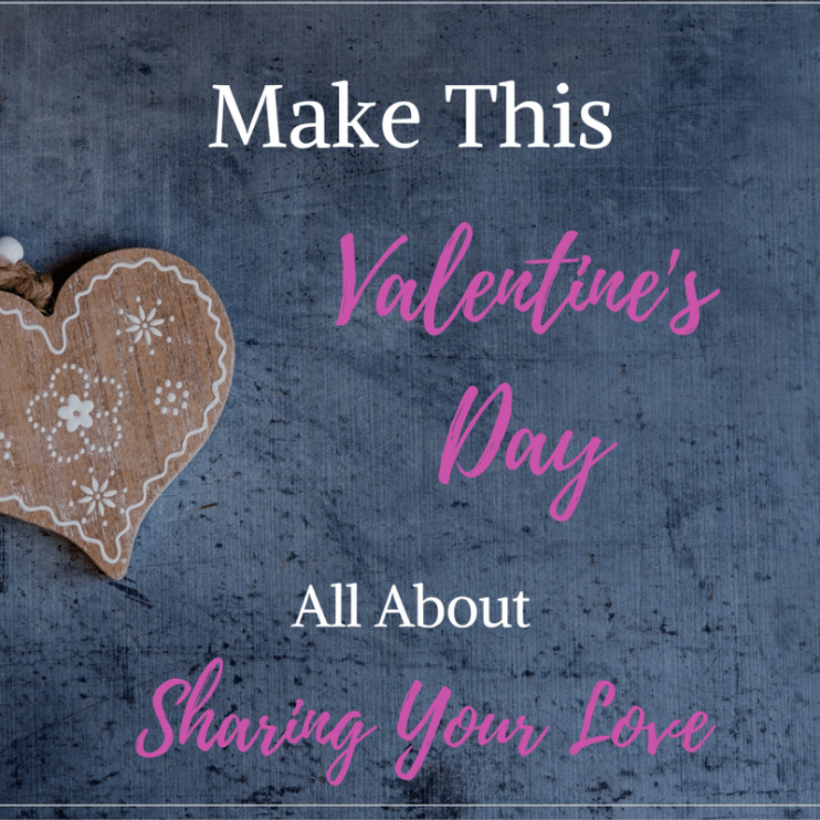 Share Your Love Valentine's Heart