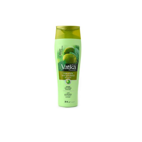 шампунь питательный с оливковым маслом