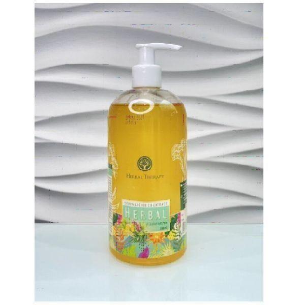 Жидкое натуральное мыло с Экстрактом Трав
