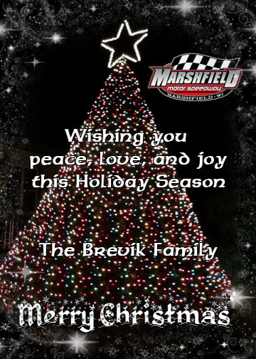 MERRY CHRISTMAS TO ALL OUR RACE FANS AND FAMILIES, BLESSINGS ...
