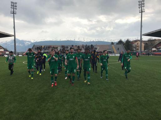 AVEZZANO - L'AQUILA DERBY 25 MARZO 2018 (2)